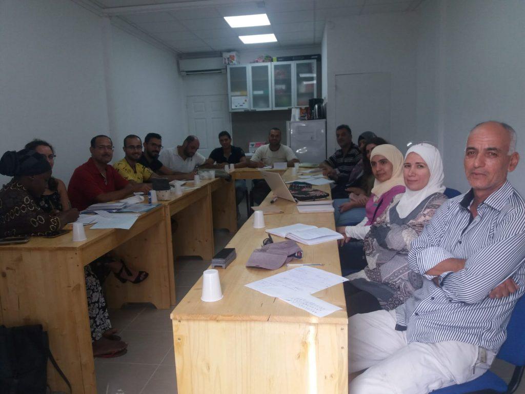 Cours de français pour l'autonomie  des demandeurs d'asile et l'intégration des réfugiés