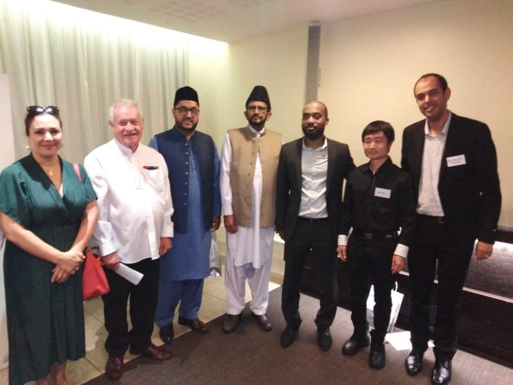 1eres journées des musulmans de la Guyane française média