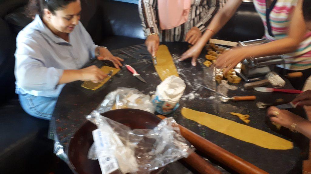 1er atelier yana cuisine orientale