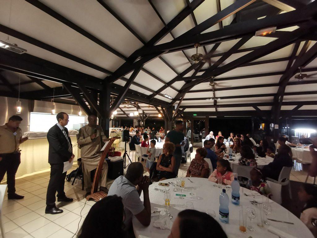 Un grand merci à tous les participants et bénévoles  DINER du RAMADAN
