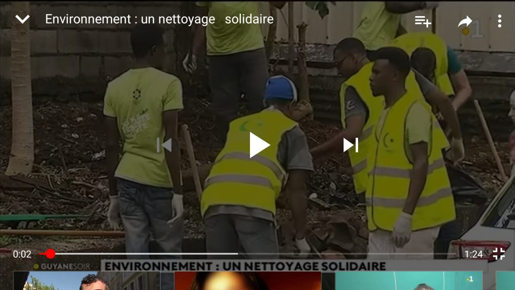 NETTOYAGE SOLIDAIRE