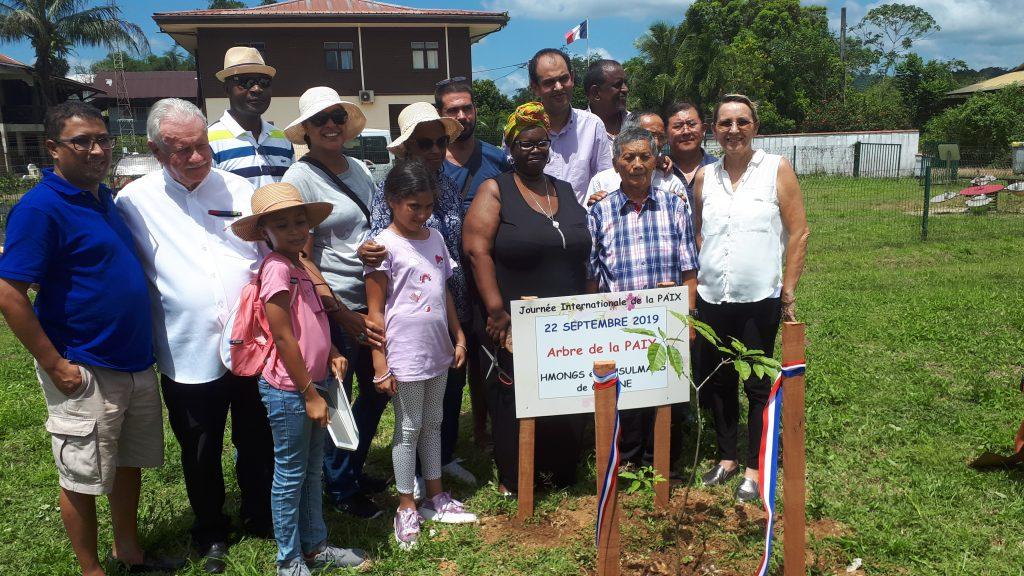 Journée de la Paix Guyane 1ère