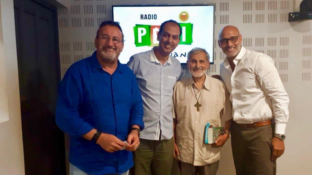 Participation au grand forum radio péyi