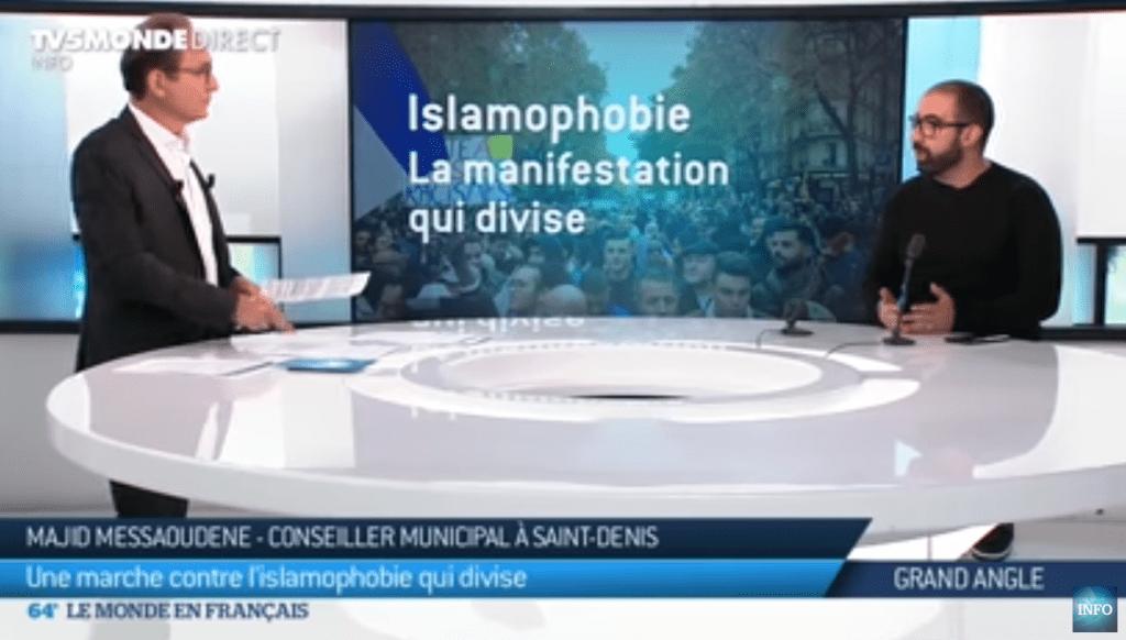 Grand Angle: une marche contre l'islamophobie