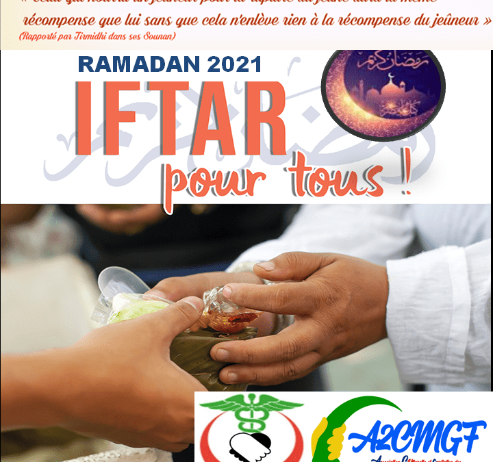 IFTAR SOLIDAIRE 2021